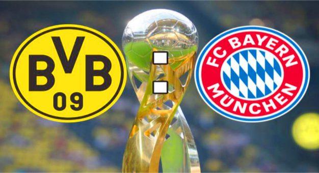 BVB - FCB Super Cup