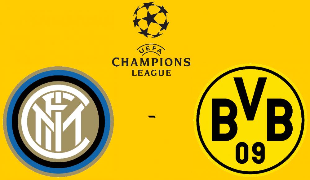 Inter Mailand - BVB