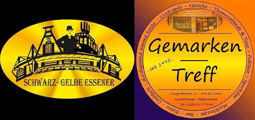 Schwarz-Gelbe Essener und Gemarken-Treff