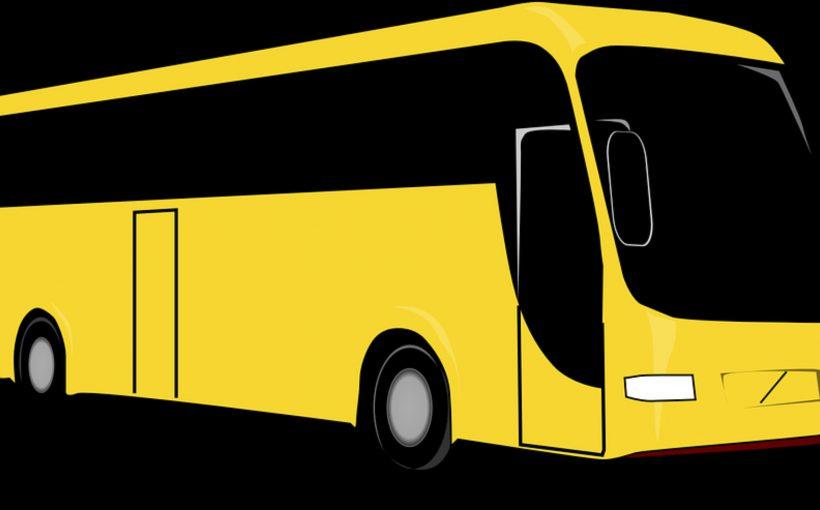 Bus Auswärtstour