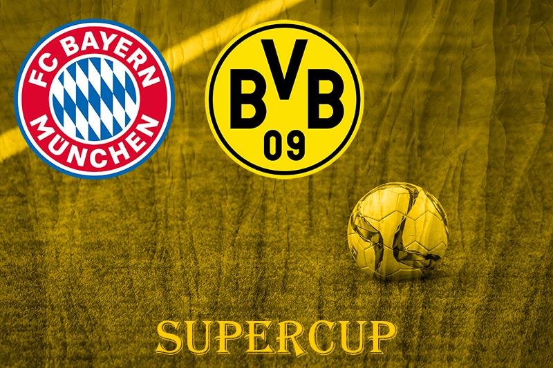 Supercup: FC Bayern München - BVB