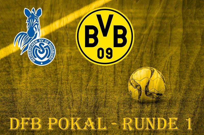 DFB Pokal - Runde 1