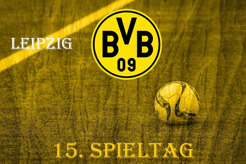 15. Spieltag: Leipzig - BVB