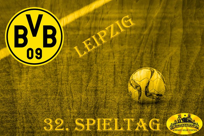 32. Spieltag: BVB - Leipzig
