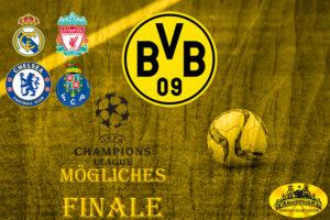 Champions League - mögliches Finale