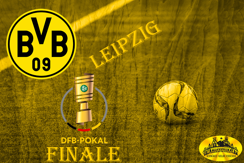 Pokalfinale 2021: BVB - Leipzig