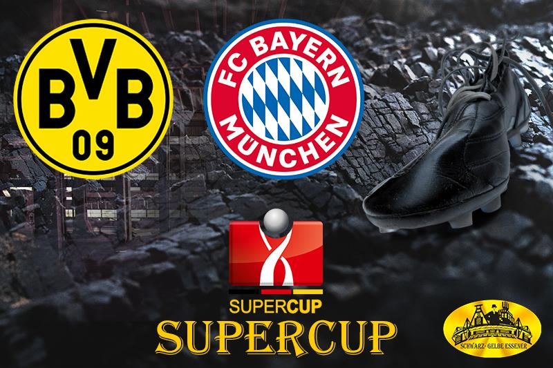 Supercup: BVB - FC Bayern München