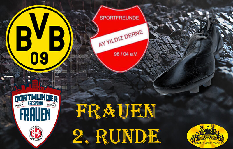 Kreispokal - 2. Runde: BVB-Frauen - SF Ay Yildiz Derne