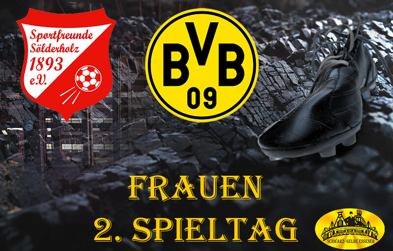 2. Spieltag - Frauen: SF Sölderholz Frauen - BVB-Frauen